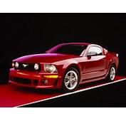 Kids N Fun  Wallpaper 2005 Ford Roush Mustang