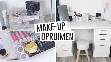 Make Me Up by Make Up Tafel Opruimen Make Me Blush
