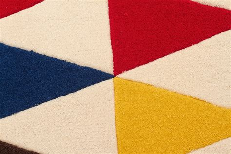 Just Rugs by Just Kidding Bunting Multi Coloured Rug Rugs
