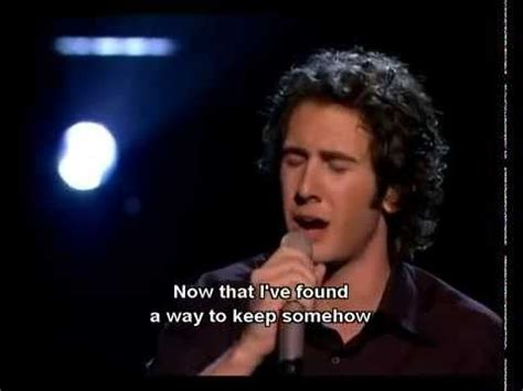 Wedding Song Josh Groban by 17 Best Images About On When You Believe
