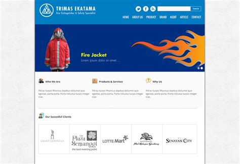 web design agency jakarta trimas ekatama indonesia web design agency indonesia