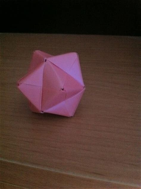 Stellated Octahedron Origami - origami images sonobe stellated octahedron hd wallpaper