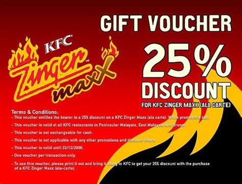 discount vouchers for nandos kfc zingermaxx burger discount nandos online vouchers
