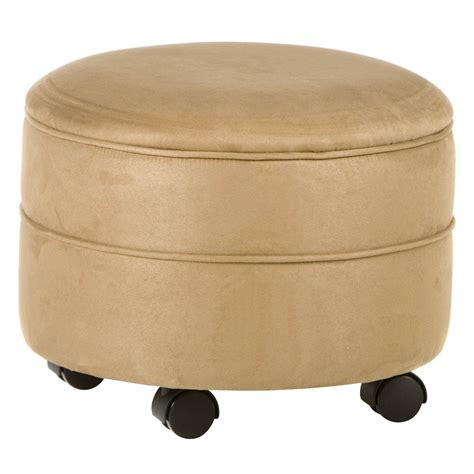 storage round ottoman white round storage ottoman photo white round storage