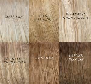 different shades of hair color chart list of shades of brown hairs