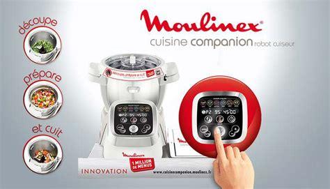 mon achat folie le robot cuiseur moulinex companion