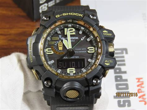 Gshock Gwg 1000 Rubber Limited mudmaster gold g shock gwg 1000gb 1a live casio photos