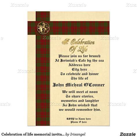 Memorial Service Invitation Template New Free Funeral Program Templates Free Of Memorial Service Celebration Of Invitation Template
