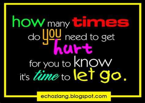 what time do i need to go to bed how many times do you need to get hurt for you to know it