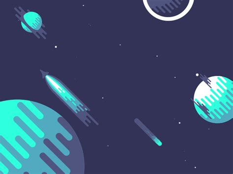 design background gif space 45 176 night by seth eckert dribbble