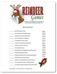printable reindeer activities reindeer games xmas games and reindeer on pinterest