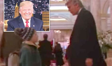 is donald in home alone 2 surfaces featuring