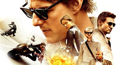 Ghost Writer Movie review mission impossible rogue nation comiconverse