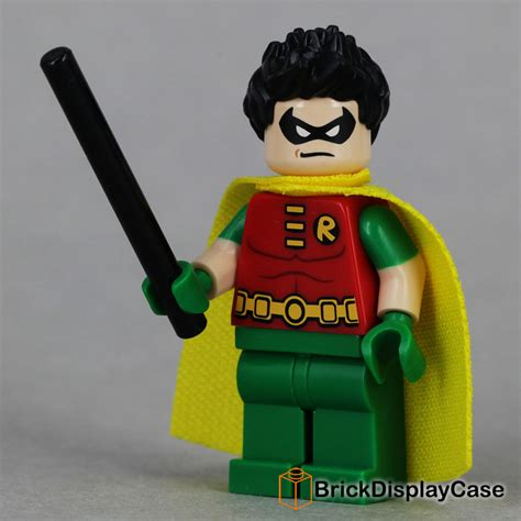 Lego Robin 3 robin dc lego 76035 minifigure