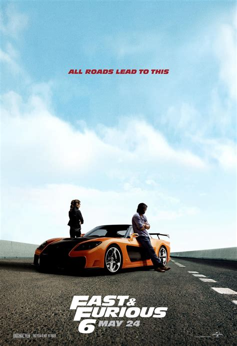 film fast and furious completo affiche du film fast furious 6 affiche 5 sur 7 allocin 233