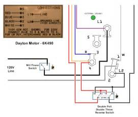 ac motor circuit diagram pictures to pin on pinterest