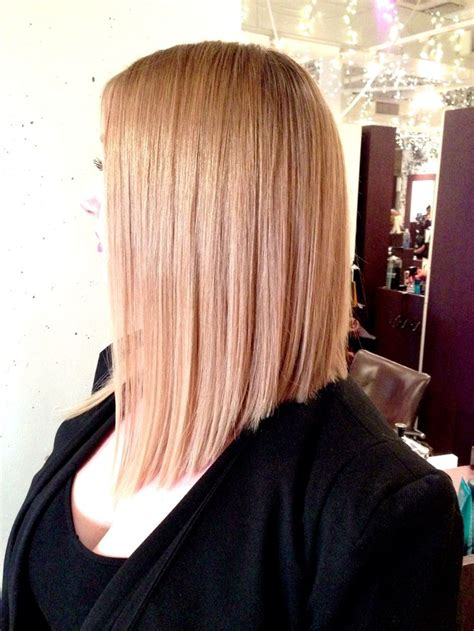 lob haircut back view 58 best inverted bob images on pinterest hair cut