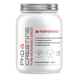 creatine 8 semaines phd cr 233 atine cr 233 atine monohydrate micronis 233 e de phd