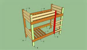 Building A Bunk Bed How To Build A Bunk Bed Howtospecialist How To Build Step By Step Diy Plans