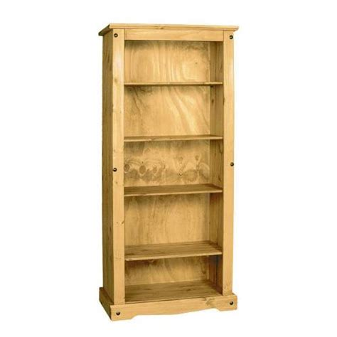 Mexican Bookcase Corona Mexican Pine Furniture Corona Pine Bookcase