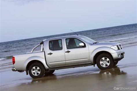 nissan 2008 car review 2008 nissan navara car review