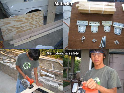 Meja Sablon Plastik membuat meja sablon1 obey2008 s weblog