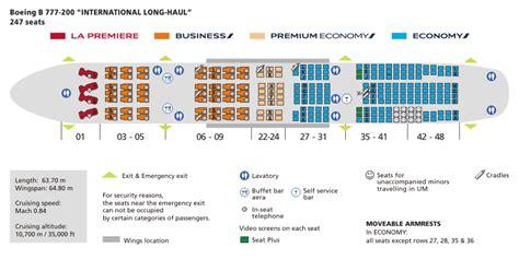 777 cabin layout boeing 777 stoelindeling stoelindeling boeing 777