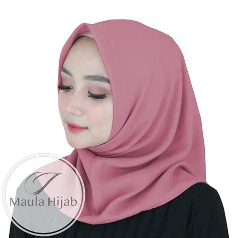 Segiempat Rubia jual square saudia krd tierack motif baru jilbab