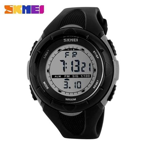 Jam Tangan Led Skmei Digital jual jam tangan wanita skmei digital casual sport led