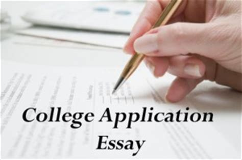 College Application Essay International Student Useful Information