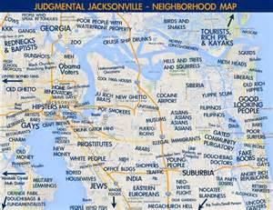 map of jacksonville florida neighborhoods jacksonville map jacksonville