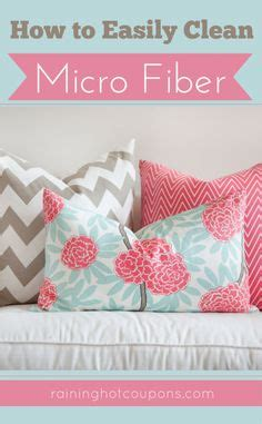 how to clean microfiber couch pillows 1000 images about microfiber on pinterest microfiber