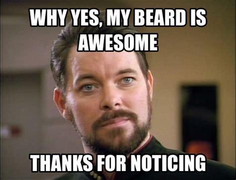 Beard Meme - http memecrunch com meme ineq riker beard image png