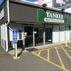 Yankee Mattress by Yankee Mattress Factory Mattresses 314 Springfield St