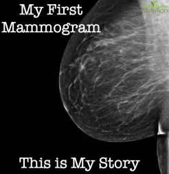 This is my story mammogram part 1 whole lifestyle nutrition
