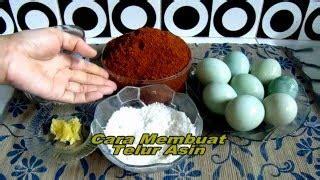 membuat telur asin puyuh asin antidiary