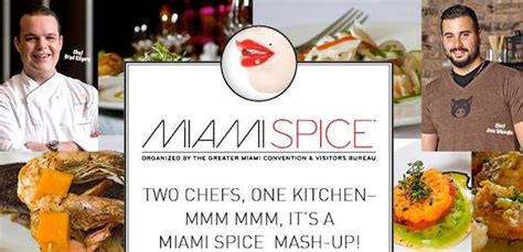 Spice Get Mashed Up by Miami Spice Mash Up Dinner J G Grill Pubbelly