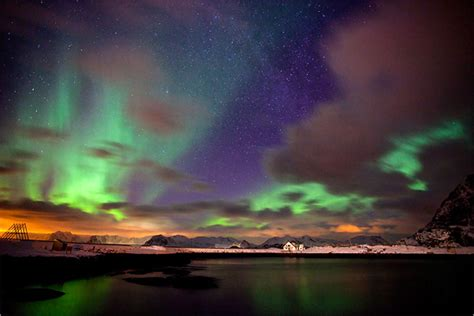 polarlichter wann nordlicht teil 2 polarlichter fotografieren