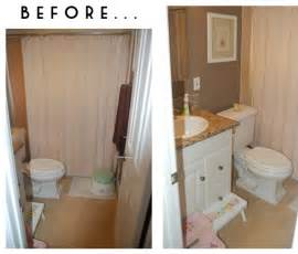 Small Bathroom Makeover Ideas Our Small Bathroom Makeover Design Ideas