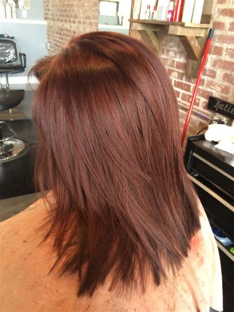 mahogany brown hair but want highlights what will it look like 36 intensely cool red mahogany hair color ideas