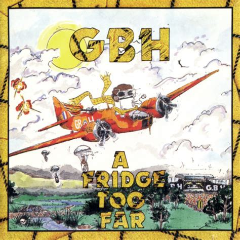 gbh a fridge far cd album at discogs