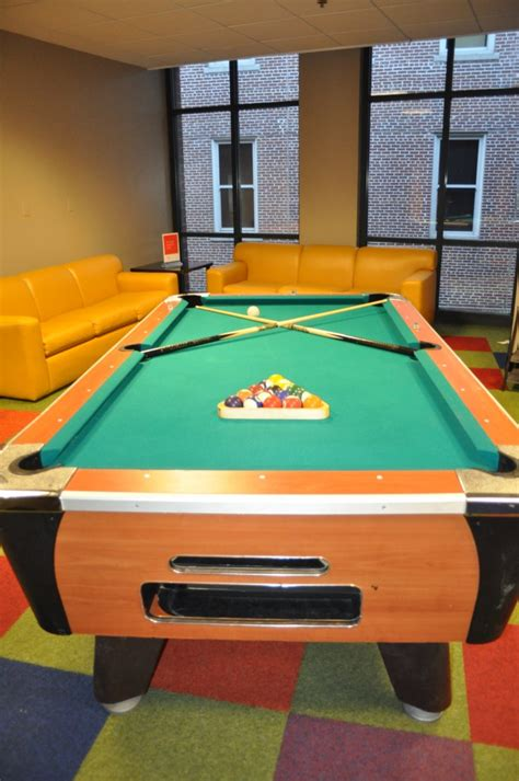 Regulation Pool Table by Pool Table Amusement Masters