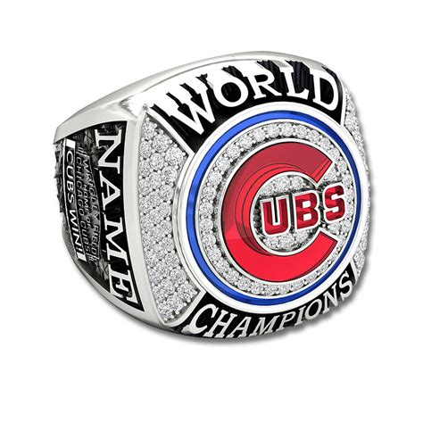 cubs rings chicago cubs chicago cubs fan collection premium fan
