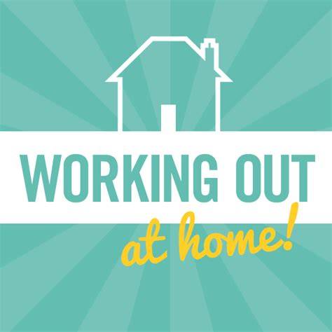 working out at home baby steps to being more active