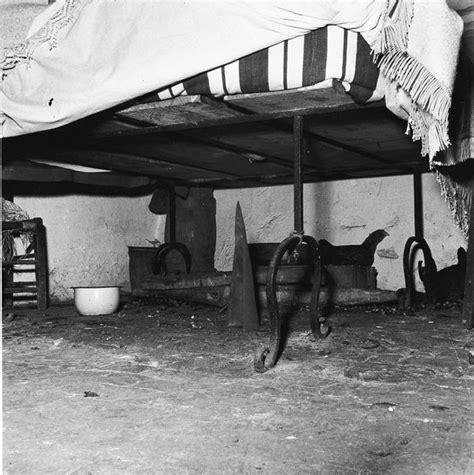 letto nuziale 02 letto nuziale di grottole 1952 fondo pinna