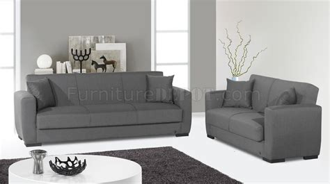 grey chenille sofa dolce sofa bed in grey chenille by rain w optional items
