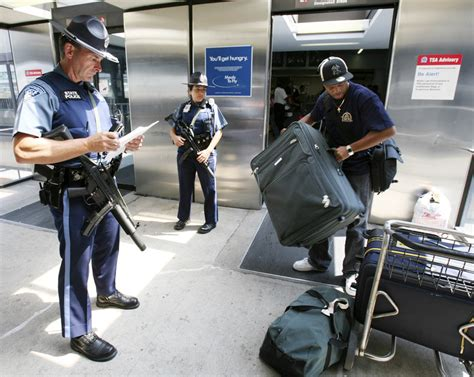 Al Breaches Airport Security by Security Breach At Kennedy Airport Unnerves Some Travelers