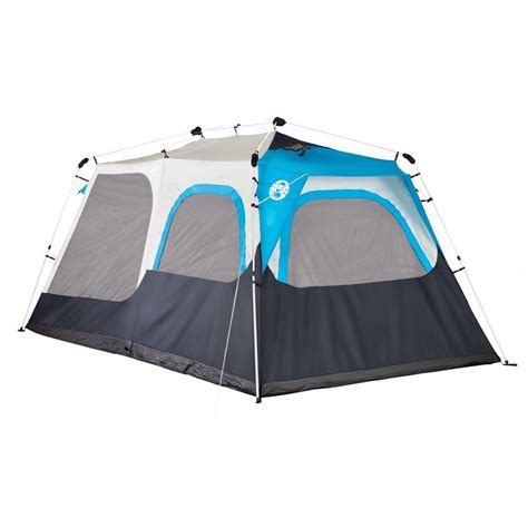 coleman instant 6 person cabin with mini fly
