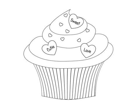 large cupcake coloring page cupcake colouring free coloring pages on art coloring pages