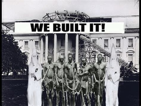how was the white house built white house built by slaves youtube